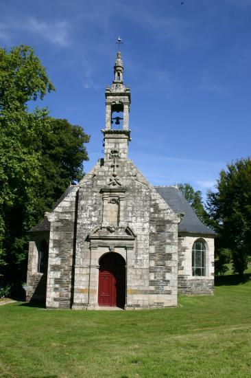 Cliché chapelle.